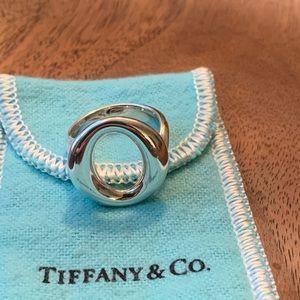 Tiffany & Co. Silver Elisa Peretti Sevillana Ring
